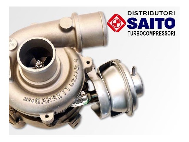 Saito Turbochargers Distributors
